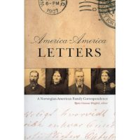 "Cover of the book ""America-America Letters"""