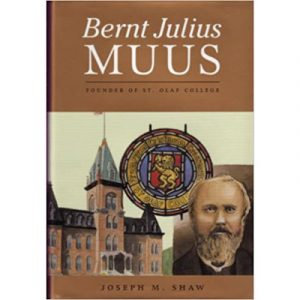 "Cover of the book ""Bernt Julius Muus"""
