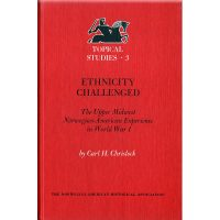 "Cover of the book ""Ethnicity Challenged"""