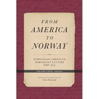 "Cover of the book ""From America to Norway volume 4"""