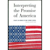 "Cover of the book ""Interpreting the Promise of America"""