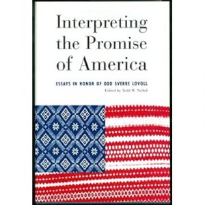 """Cover of the book """"Interpreting the Promise of America"""""""