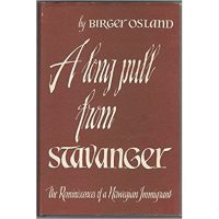 "Cover of the book ""A Long Pull from Stavanger"""