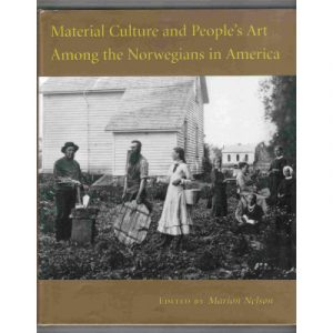 "Cover of the book ""Material Culture and Peoples Art"""