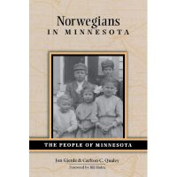 "Cover of the book ""Norwegians in Minnesota"""