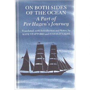 """Cover of the book """"On Both Sides of the Ocean"""""""