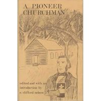 "Cover of the book ""A Pioneer Churchman"""