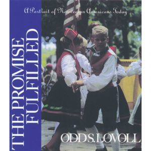 """Cover of the book """"The Promise Fulfilled"""""""