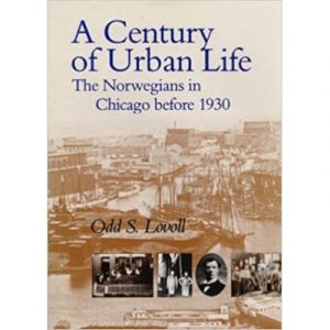 "Cover of the book ""A Century of Urban Life"""