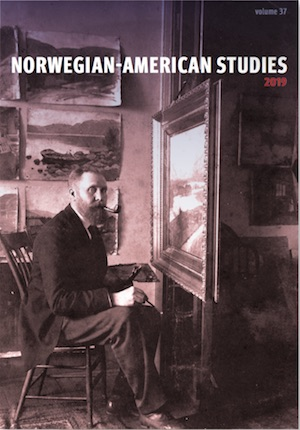 Norwegian-American Studies cover image.