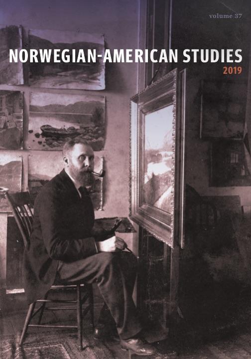 Norwegian-American Studies Vol. 37
