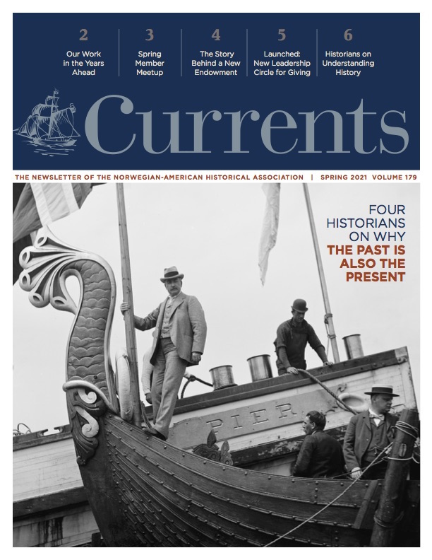 Currents Spring 2021 cover
