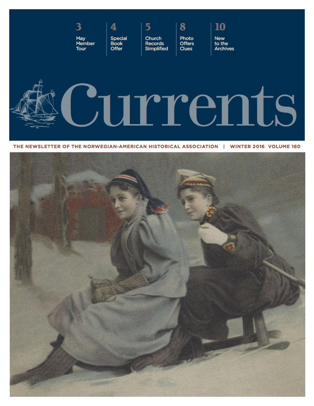 Currents Winter 2016 cover