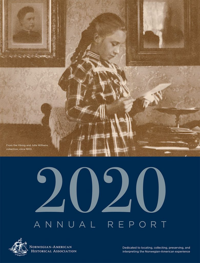 NAHA 2020 Annual Report